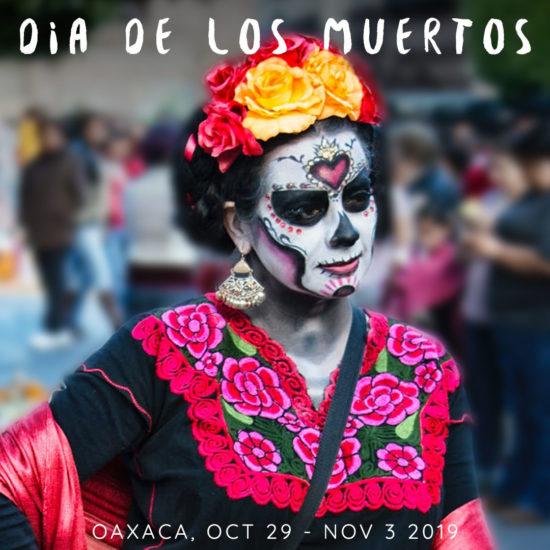 Damesly Oaxaca tour