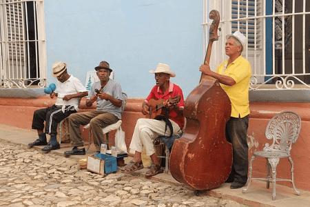womens tour to Cuba